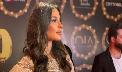 نادين نجيم أفضل ممثلة عربية للعام 2019