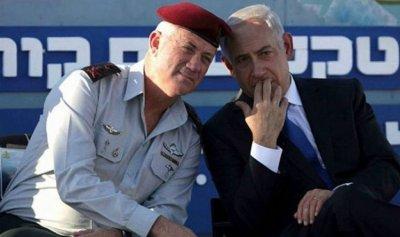 نتنياهو يطرح المشاركة وغانتس يرفض