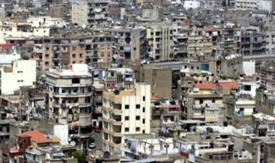 اعتصام لمالكي الأبنية المؤجرة في بيروت