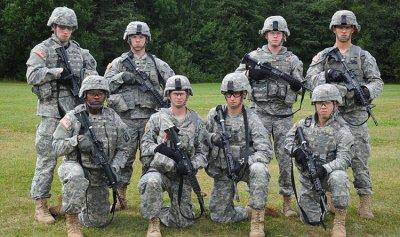 150 جنديا أميركياً الى سوريا