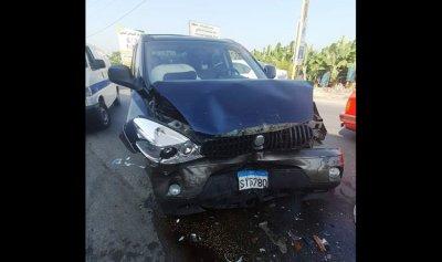 جريحان بحادث سير في صور