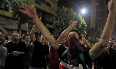 مظاهرات في السويس مناهضة للسلطات المصرية