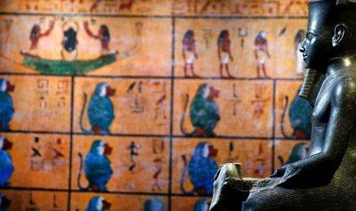 معرض توت عنخ آمون يستقطب 1.42 مليون زائر