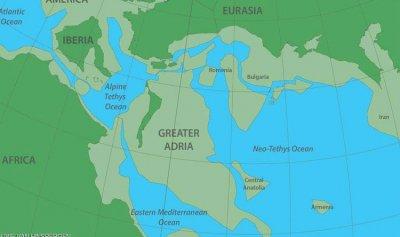 اكتشاف قارة مفقودة من ملايين السنين
