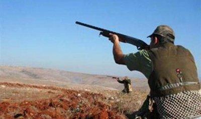 الجيش السوري يوقف 5 لبنانيين خلال ممارسة الصيد