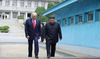 كيم يدعو ترمب مرّة ثانية لزيارة بيونغ يانغ