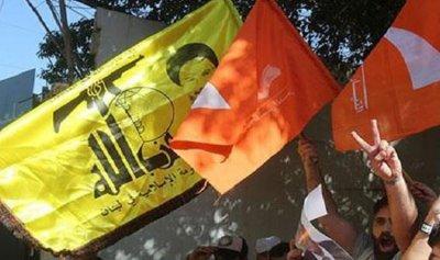 خلافات عميقة بين حزب الله والتيار الوطني الحر