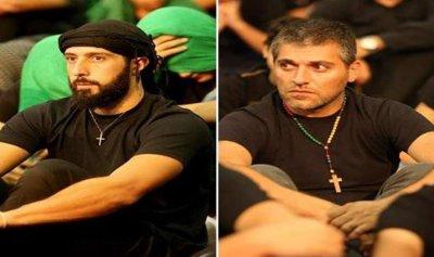 بالصورة: مسيحيون يحيون مراسم عاشوراء