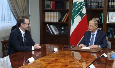العلاقات اللبنانية – الأميركية بين عون وشنكر