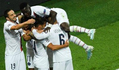 بالفيديو: باريس سان جرمان يهزم ريال مدريد بثلاثية نظيفة