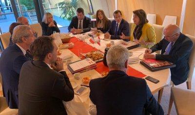 الحسن: نثمن حرص باريس على ضمان استفادة لبنان من سيدر
