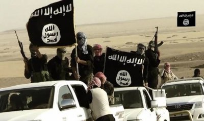 """""""داعش"""" يفخخ قبر مسلح عشائري في الأنبار وتحذيرات من معارك طاحنة"""