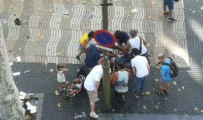 صحيفة إسبانية تحدد هوية منفذ هجوم برشلونة وتنشر اسمه وصورته