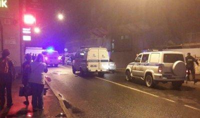 مقتل امرأة وجرح ثلاثة بعملية دهس في سان بطرسبورج