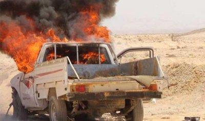 """مقتل 8 """"تكفيريين"""" في شمال سيناء"""