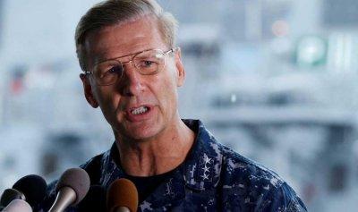 """البحرية الأميركية تقيل قائد الأسطول السابع بعد """"حادثة الأشلاء"""""""