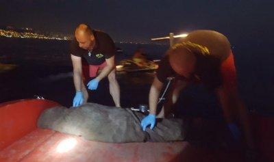 انتشال جثة مواطن من المياه قبالة شاطئ عمشيت