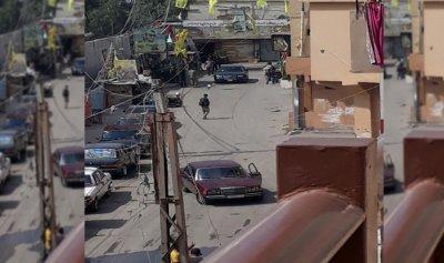 اتصالات لبنانية فلسطينية لوقف اطلاق النار وتثبيته في عين الحلوة
