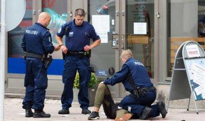 """الشرطة الفنلنديّة غير أكيدة من هوية """"إرهابي الطعن"""""""