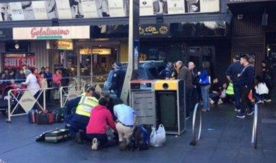 بالصور: إصابات في عملية دهس بمدينة سيدني الأسترالية… والأسباب أزمة صحية