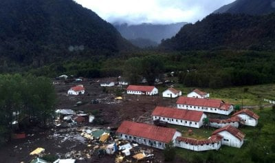 11 قتيلاً و15 مفقوداً بعد امطار غزيرة في تشيلي