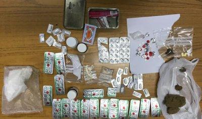 """""""قوى الامن"""": توقيف مروجي مخدرات في البداوي وضبط كمية منها"""