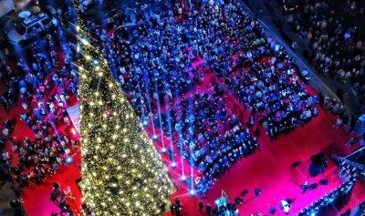 حين يجتاح الميلاد لبنان.. حين يجلس لبنان في المغارة