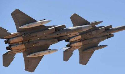 غارات للتحالف على تعزيزات الحوثيين