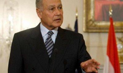 """أمين عام الجامعة العربية يتهم اسرائيل بإثارة """"حرب دينية"""""""