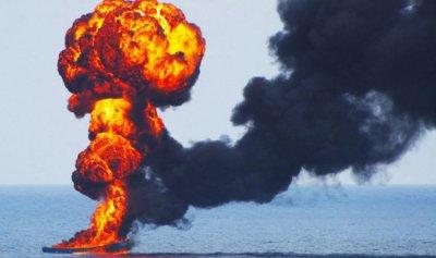 إنفجار في سفينة قبالة ساحل الصومال