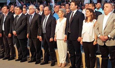 """بالصور: بو عاصي يرعى حفل """"زحلة والبشير"""" بحضور عائلة الرئيس الشهيد"""