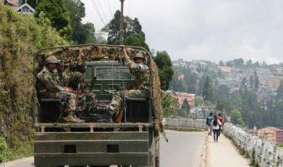 """قوات هندية """"تعبر"""" الحدود الصينية"""