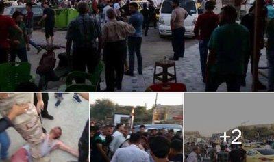 بالصور: داعشيان حاولا الهجوم على حاجز أمني في الموصل فقتلا