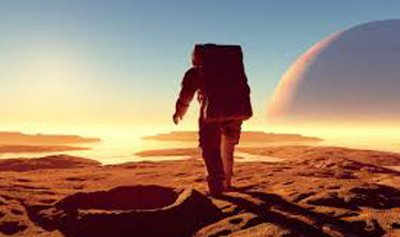 """مدينة على المريخ تتسع لمليون """"نسمة""""!"""
