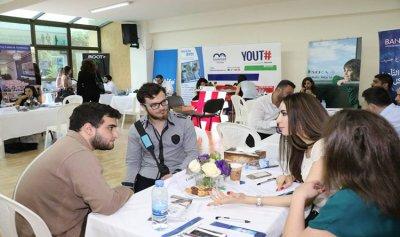 المعرض الوظيفي في الجامعة العربية المفتوحة