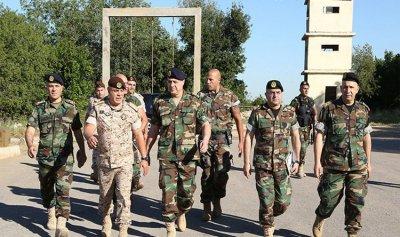 قائد الجيش: لمزيد من الجهوزية تنفيذا للمهمّات المرتقبة