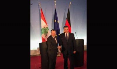 باسيل من المانيا: الحريري شريك فعلي ومعتدل ويجب دعمه وليس محاربته