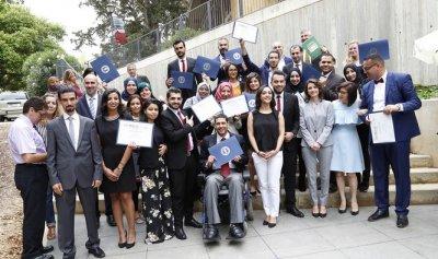 رواد الديمقراطية من العالم العربي الى لبنان