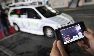 أبل تكسر السرية وتكشف ابتكارات للسيارة ذاتية القيادة