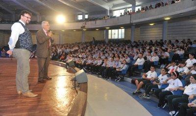 جامعة الروح القدس وجمعية UniversCiel تنظمان أكبر حدث فلكي في لبنان