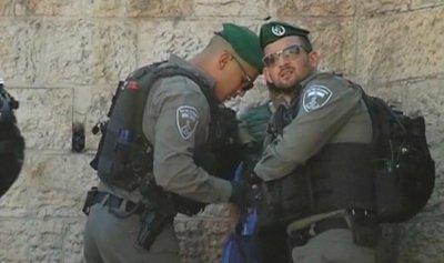 إسرائيل تعتقل عشرات الفلسطينيين في القدس