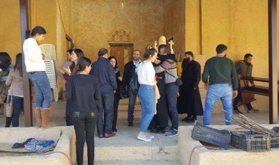 """رهبانية """"بيت مارون وخدّام أرزة لبنان""""..مشروع دعوة في الكنيسة المارونيّة ينطلق من مجدلون البعلبكيّة؟!"""