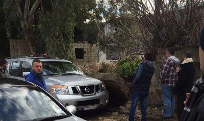 سرق سيارة من مرآب النافعة في زغرتا