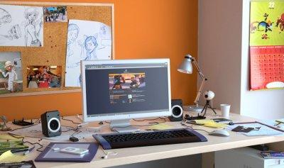 لا تضع هذه الأشياء على مكتبك أثناء العمل!