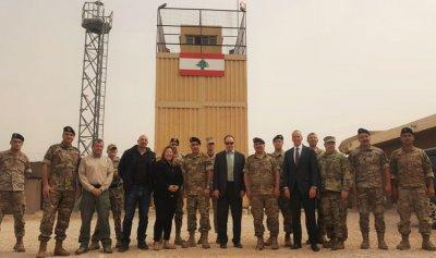 واشنطن تفتخر بدعم الجيش اللبناني