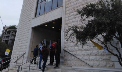 عودة كنيسة مار شليطا بحلة جديدة إلى شرتون