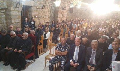 إحياء ذكرى الأب ألبير شرفان في حصرون
