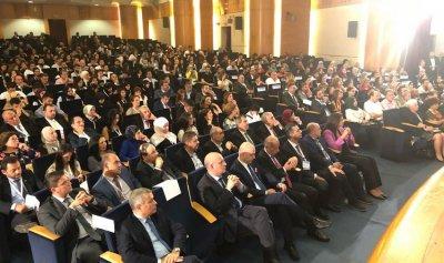 حاصباني: لتطوير القوانين التي ترعى المهن الطبية في لبنان