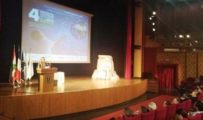 """جامعة الحكمة و""""كون وسماء"""" تنظمان مهرجان فلورانس الفلكي الرابع في لبنان"""