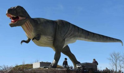 هذا هو سبب قصر يدي أشهر ديناصور